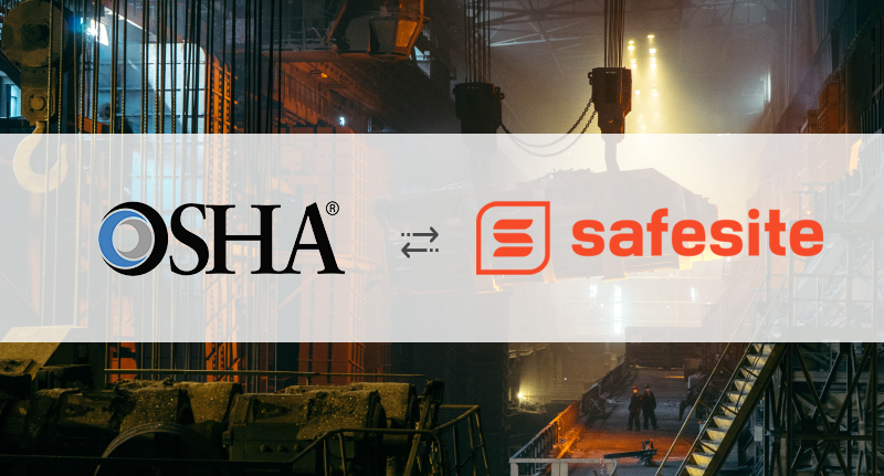 Safesite provides the first digital OSHA log