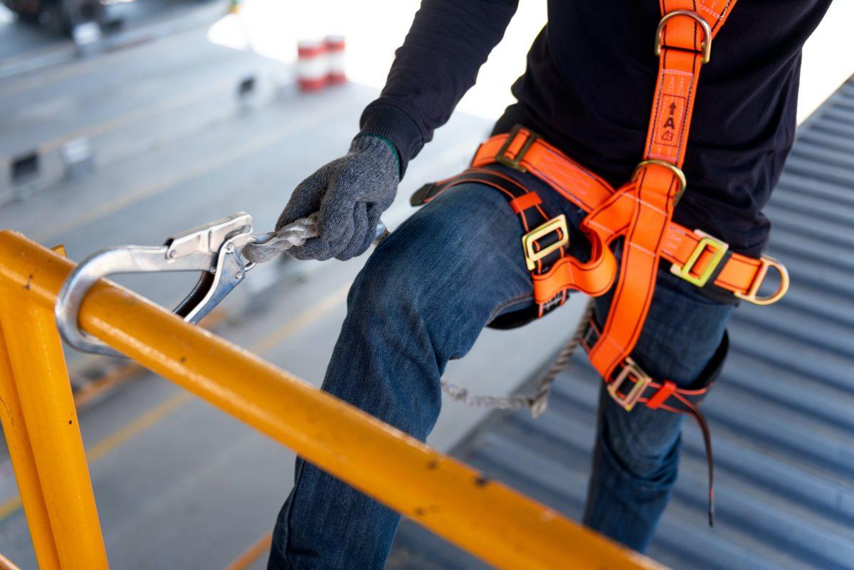 Safety standard developed by ASSP through ANSI