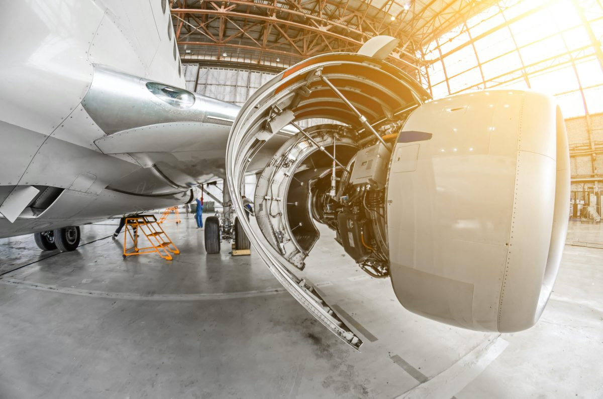 aviation company ensuring quality with iso 9001
