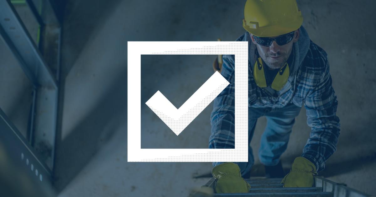 Extension Ladder Checklist