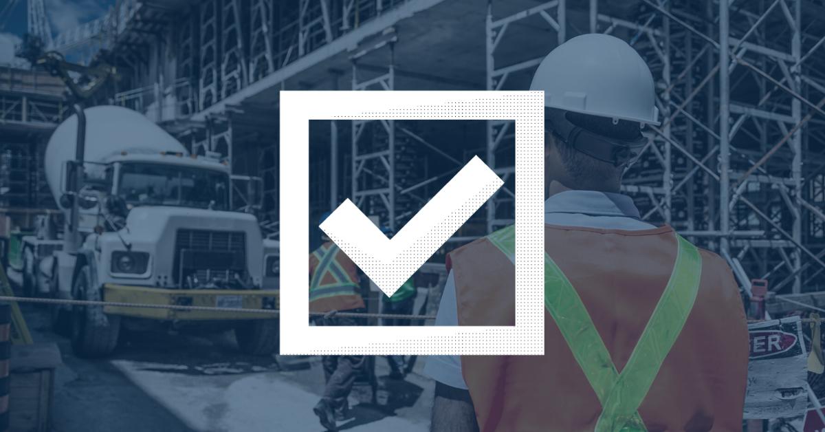 Osha Construction Master Safety Checklist
