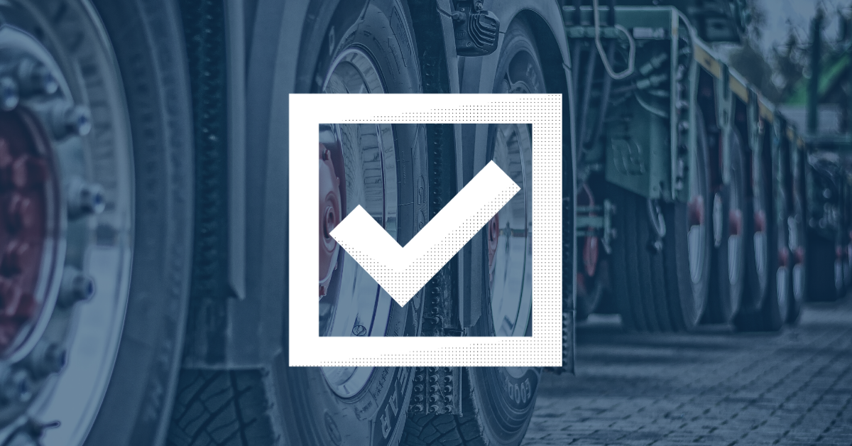 Osha Truck Safety Checklist