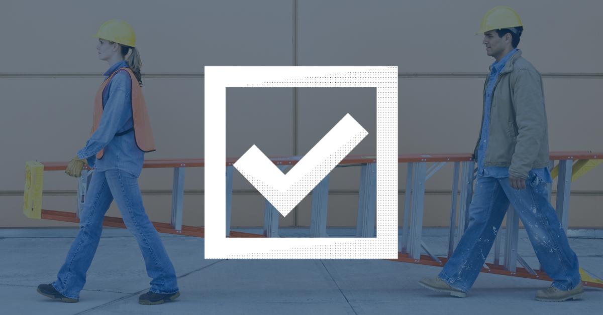Stepladder Checklist