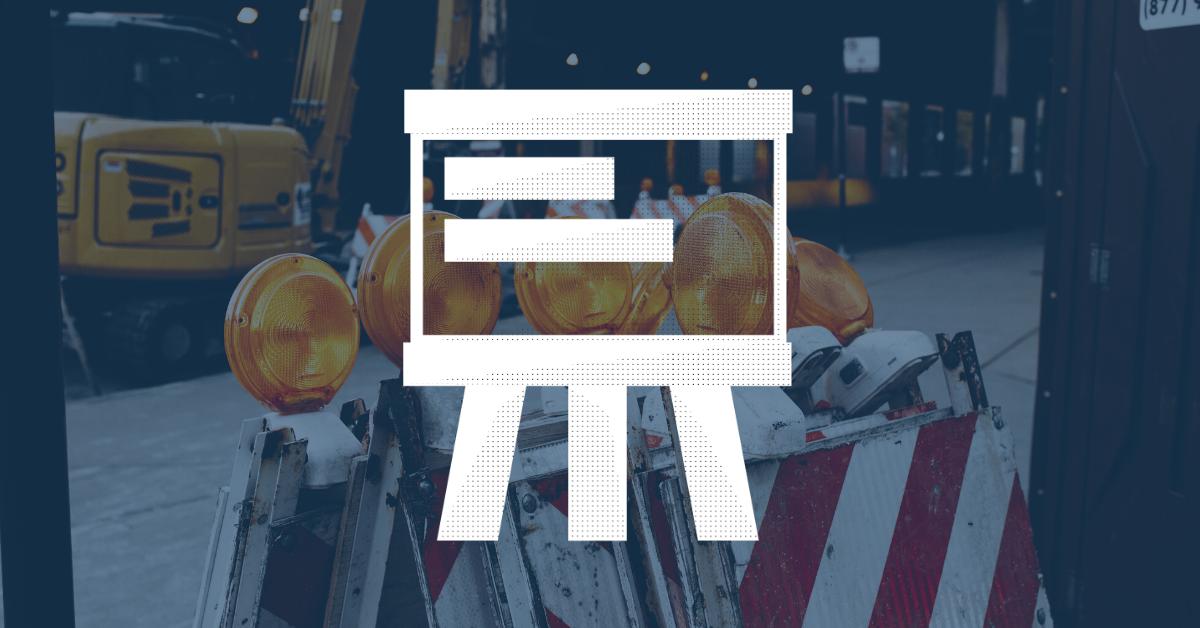 Construction Topics Signs