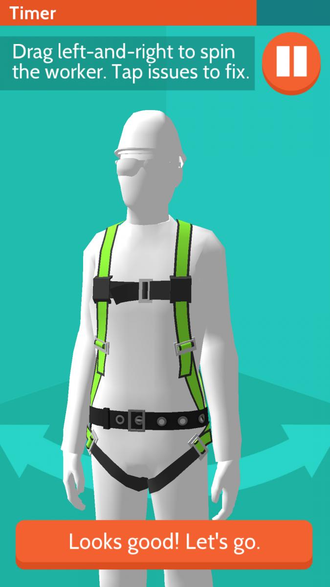 Harness Hero Example