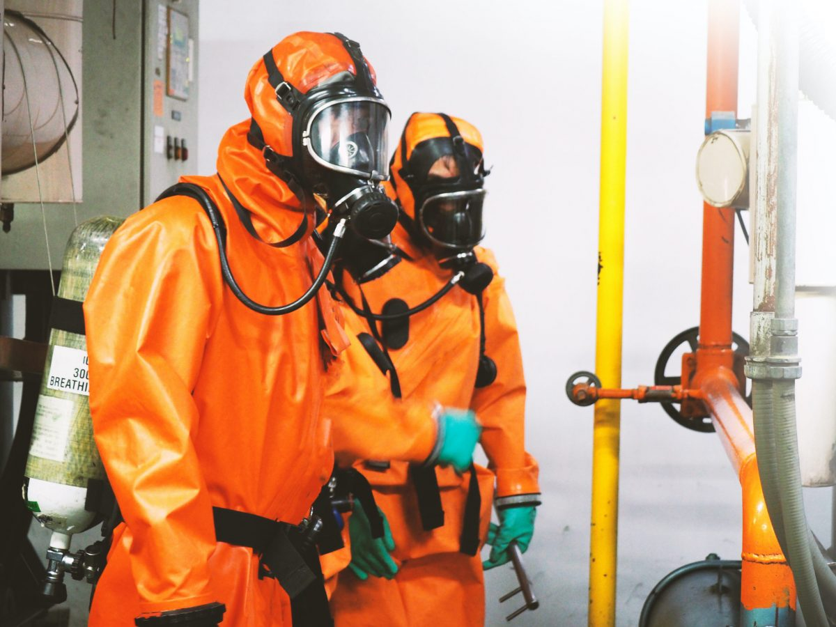 emergency response training delivery ansi standards