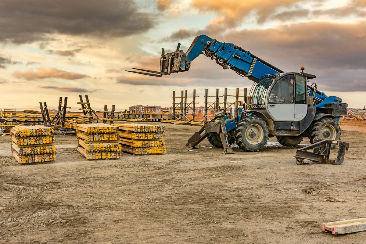 class 7 forklifts require specific training