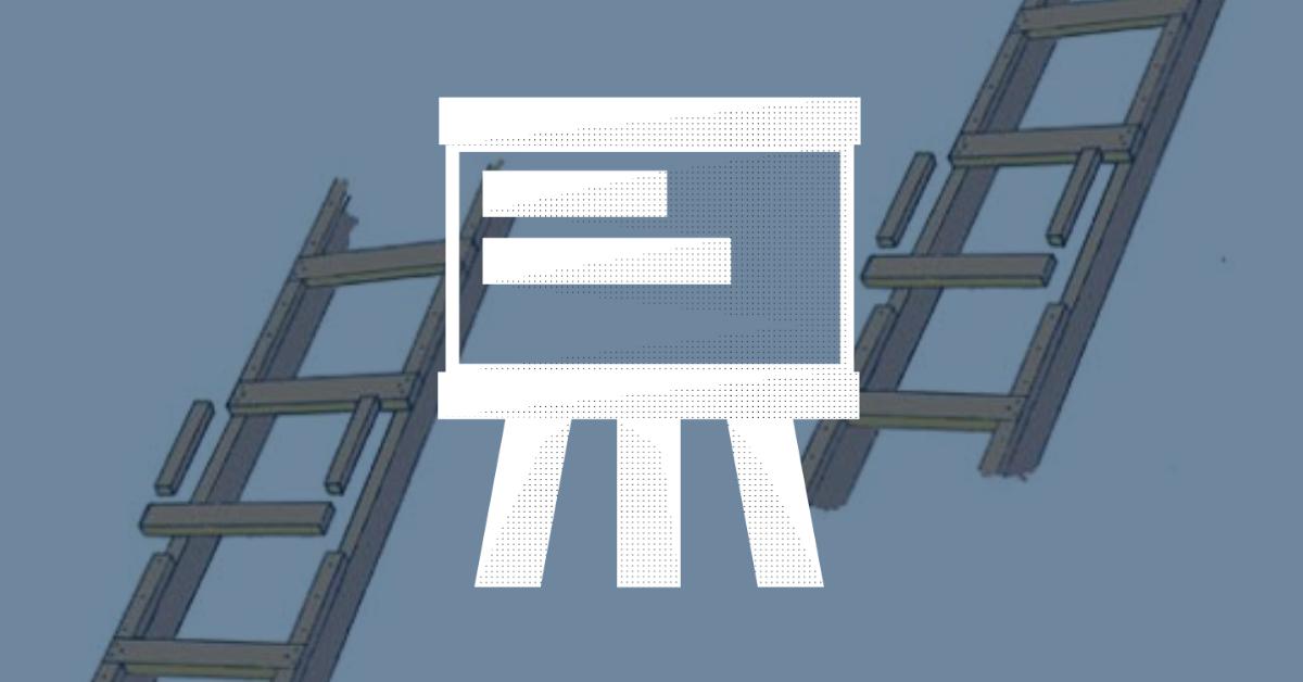 Job Made Ladder 1