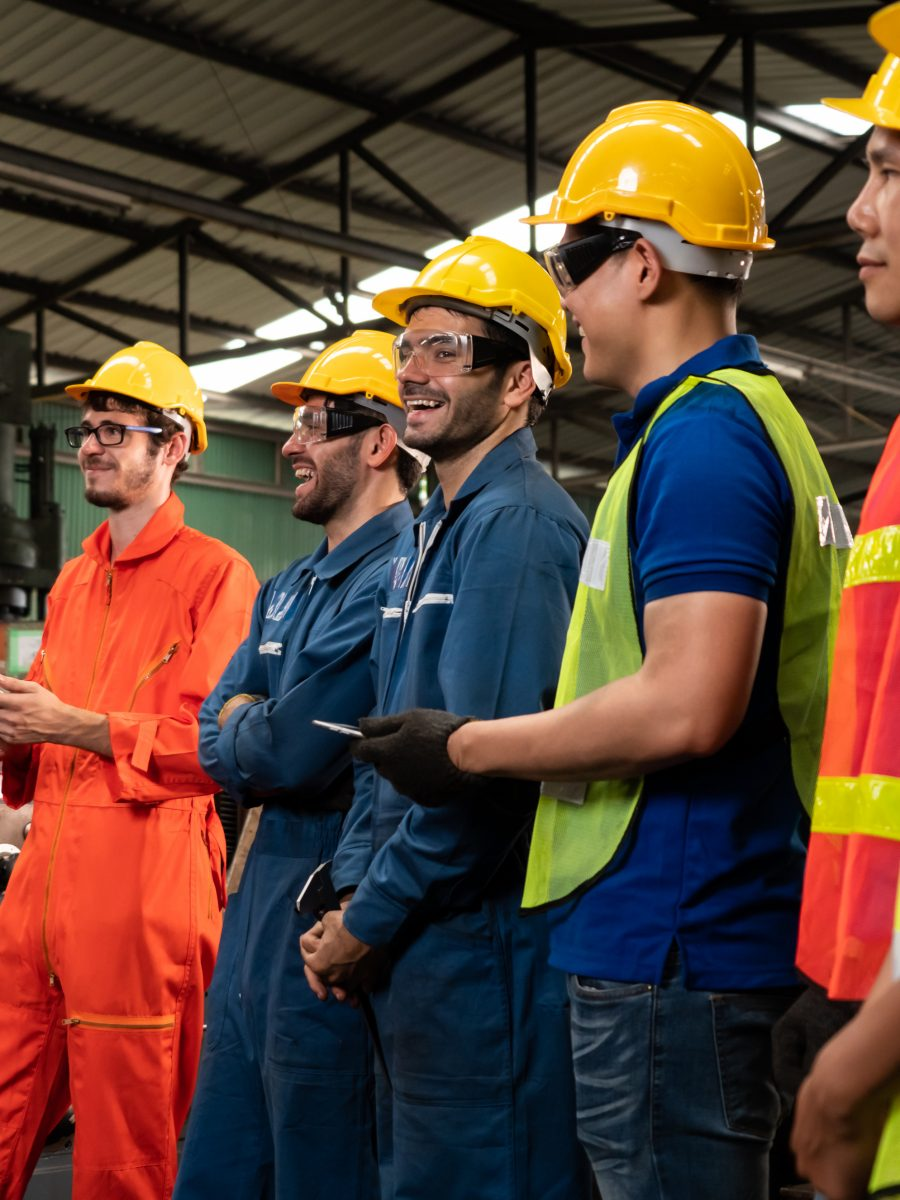 Manage OSHA training requirements for workers with a training matrix